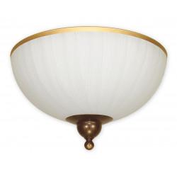 Stropna svetilka Flex O1481 BR