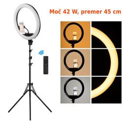 LED Ring Light 42W premer...